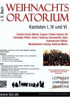 Johann Sebastian Bach Weihnachtsoratorium Kammerchor Böhlen - Singen im Südraum Leipzig