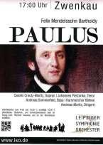 Felix Mendelssohn Bartholdy Paulus Kammerchor Böhlen - Singen im Südraum Leipzig