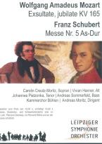 Wolfgang Amadeus Mozart Franz Schubert Kammerchor Böhlen - Singen im Südraum Leipzig