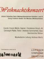 Weihnachtskonzert Kammerchor Böhlen - Singen im Südraum Leipzig