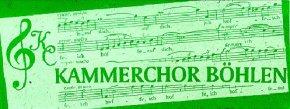 Kammerchor Böhlen - 70 Jahre Geschichte