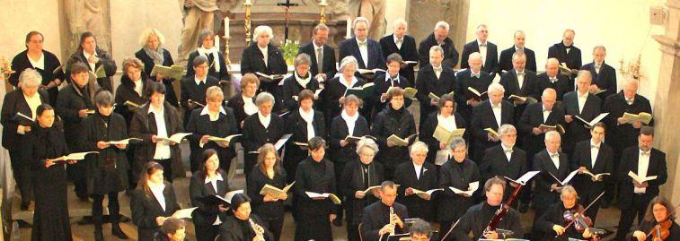 Kontakt zum Chor